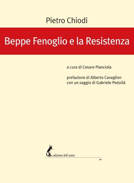 Beppe Fenoglio e la Resistenza